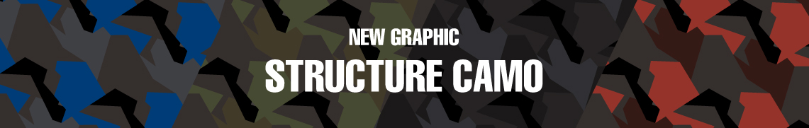 New graphic Structure Camo